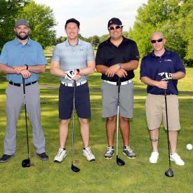 wcre-2019-golf-josh-smargiassi-adam-horning-rich-comer-joe-johnston