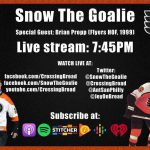 Brian on Snow the Goalie Podcast